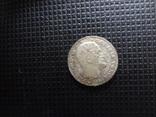 4 скиллинга 1856 Дания серебро     (С.2.7)~, фото №4