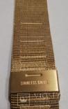 """Новые часы Lambretta """"Cesare Mesh Gold"""" Acciaio Inox IP Oro Sunray Maglia Uomo Orologio, фото №7"""