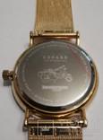 """Новые часы Lambretta """"Cesare Mesh Gold"""" Acciaio Inox IP Oro Sunray Maglia Uomo Orologio, фото №8"""