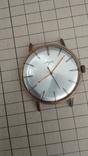 Мужские наручные часы Луч, позолота  AU 12.5, фото №2