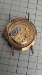 Мужские наручные часы Луч, позолота  AU 12.5, фото №3
