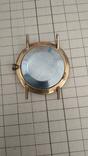 Мужские наручные часы Луч, позолота  AU 12.5, фото №4