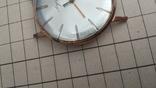 Мужские наручные часы Луч, позолота  AU 12.5, фото №5