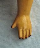 Кукла СССР пресс опилки Индианка.Под реставрацию. photo 8