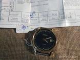 Часы СЛАВА новые ау-1 паспорт. photo 1