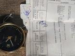 Часы СЛАВА новые ау-1 паспорт. photo 2