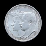 3 Марки 1910 Свадьбы, Саксен Веймар Эйзенах