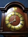Настенные маятниковые часы AMS с получасовым боем. Механизм AMS W 150A. Германия., фото №13