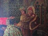 Шкатулка дореволюционная из под чая Салки в палатах, фото №6