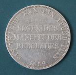 1 талер 1859, фото №3