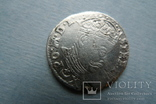 Трояк. 1582 год. Литовский, фото №3