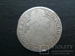 15 крейцеров. 1663 год. Леопольд. Австрия.