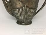 Кофейник (серебро 800 пробы), фото №3