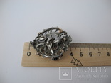 Старинная Винтажная Брош с Пути ( серебро ), фото №11