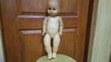 Кукла  мальчик СССР пластмассовая, фото №2