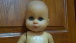 Кукла  мальчик СССР пластмассовая, фото №3
