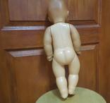 Кукла  мальчик СССР пластмассовая, фото №5