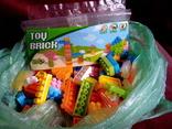 Конструктор Toy brick (тип Лего), фото №2