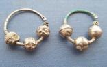 Серебряные колты КР photo 3