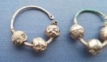 Серебряные колты КР photo 4