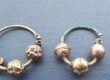 Серебряные колты КР photo 5