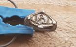Серебряный перстень с тамгой photo 3