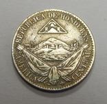 1/8 реала, 1870 г Гондурас photo 2