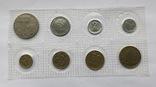 Річний набір обігових монет 1996 року, фото №3