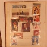 Колекція марок СРСР,Куби,Болгарії,Молдови,Польщі. Є гашені,є не гашені. Близько 320 штук