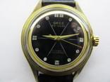 Часы Osco De - Luxe, механические, Германия, ЦСС, позолота 20М