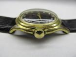 Часы Osco De - Luxe, механические, Германия, ЦСС, позолота 20М, фото №6