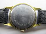 Часы Osco De - Luxe, механические, Германия, ЦСС, позолота 20М, фото №8