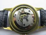Часы Osco De - Luxe, механические, Германия, ЦСС, позолота 20М, фото №9