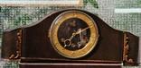 Часы каминные GOLDA с четверным боем, Германия. На ходу., фото №4