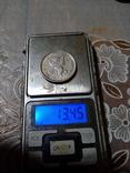 5 лит 1925 Латвия серебро photo 3