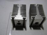 Радиаторы для мощных тиристоров и диодов. 2 штуки., фото №4