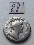 Динарий №28