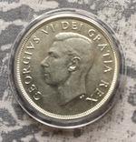 Canada 1 dollar 1949, фото №3