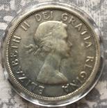 Canada 1 dollar 1958 photo 2