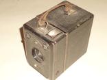 Среднеформатный Zeiss Ikon Box-Tengor 54/2