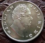 1 рупія 1835 року. Вільгельм ІІІІ Британська Індія (срібло). См. обсуждение. фото 2