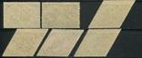 Тува 1936. 15-летие Тувинской Народной Республики (12-й выпуск) полная серия photo 6