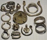 Металлопластика КР.Серебро.36,4 грамма. photo 8