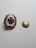 Орден знак гос пенитенциарная служба винт уголовно исполнительная МВД, фото №3