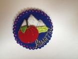 Магнит Казахстан Алматы Алма Ата горы, фото №2