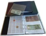 Эксклюзивный альбом Fisсher с футляром для монет и банкнот, фото №2