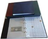 Эксклюзивный альбом Fisсher с футляром для монет и банкнот, фото №3