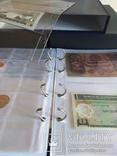 Эксклюзивный альбом Fisсher с футляром для монет и банкнот, фото №4