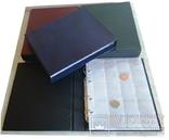 Эксклюзивный альбом Fisсher с футляром для монет и банкнот, фото №5