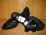 Кожаные туфли женские Comma р.39 новые германия., фото №5